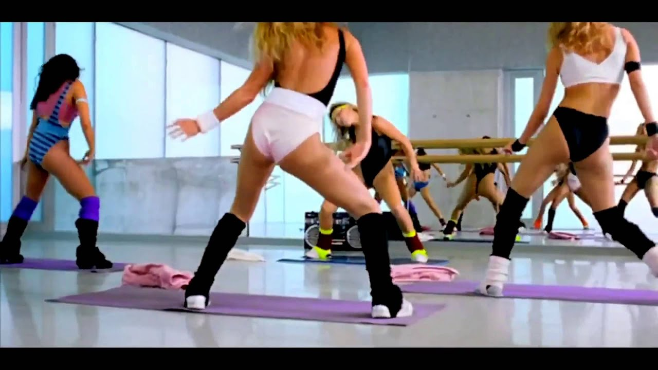 Brittny Ward Gyrates To Dance Hit Call On Me For Halloween