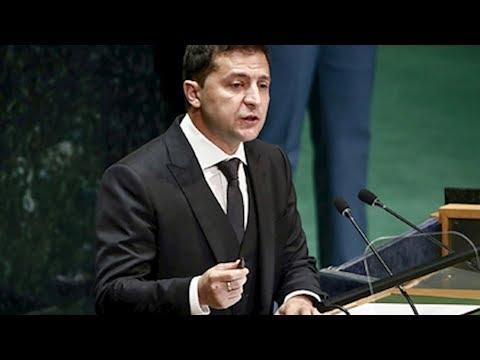 Зеленский выступил с новым обращением: