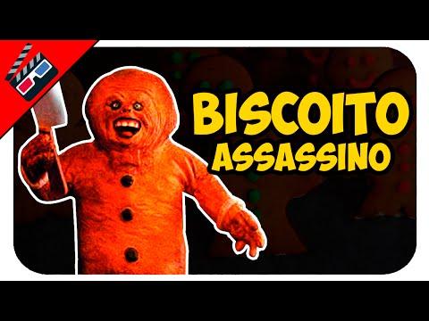 Trailer do filme O Biscoito Assassino 2