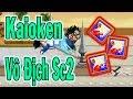Ngọc Rồng Online - Dùng Kaioken Để Vô Đich Sc2