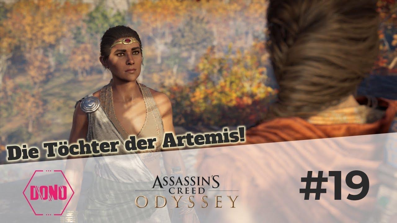 Die Töchter Der Artemis