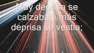 Romance del enamorado y la muerte. Music by Apocalyptica.