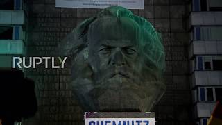 Germany: Hundreds march in far-right 'Pro-Chemnitz' rally