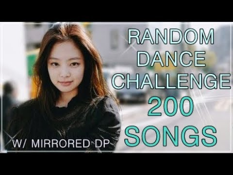 Cover Lagu 200 SONGS | KPOP RANDOM DANCE CHALLENGE | w/mirrored DP | 2000 subs special STAFABAND