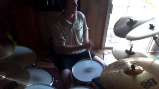 Rage Against The Machine - Township Rebellion - Drum cover