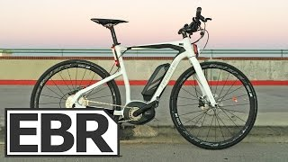 Haibike XDURO Urban S RX Video Review - High Speed Electric Road Bike, Light Weight
