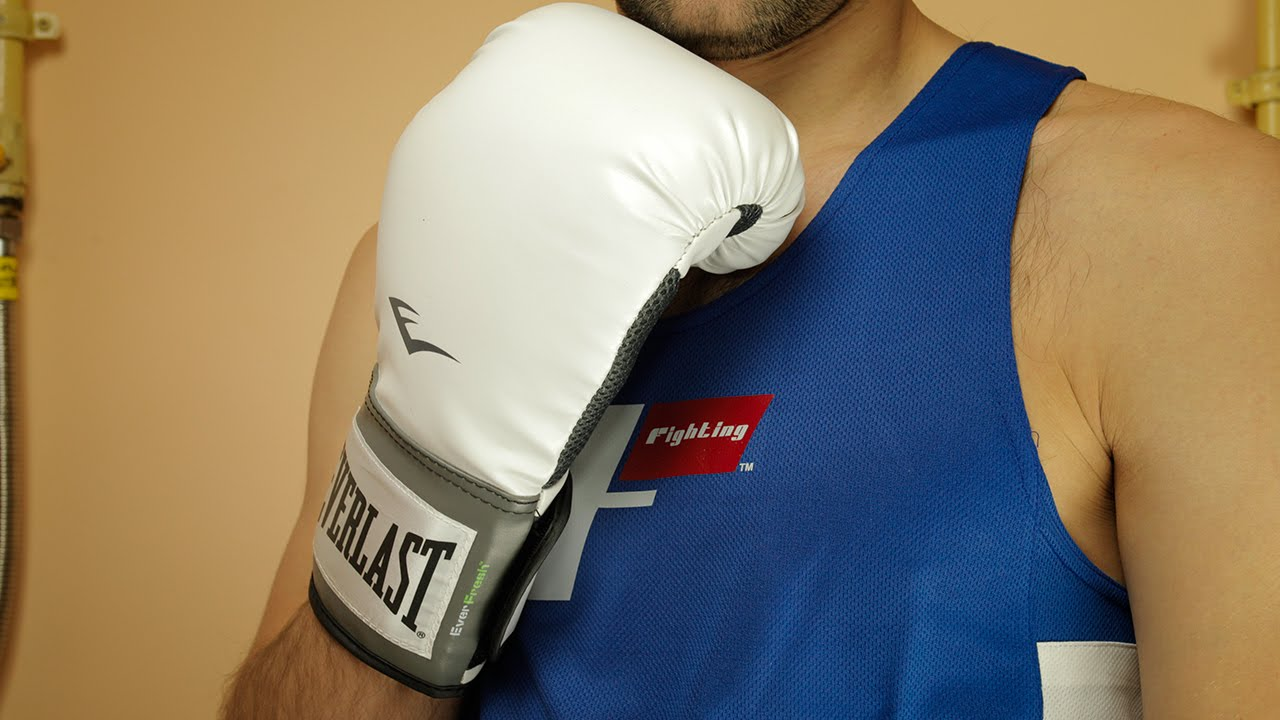 b1ff85c89 Everlast Pro Style Training Boxing Gloves Unboxing   Review