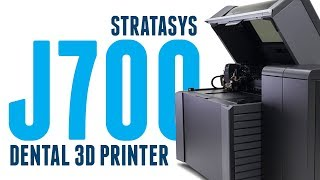 The Stratasys J700 Dental 3D Printer | Designed for Clear Aligner Production
