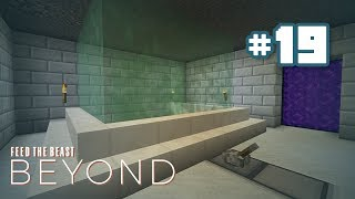 FTB Beyond - Ep 19 - Shielded Wither Chamber