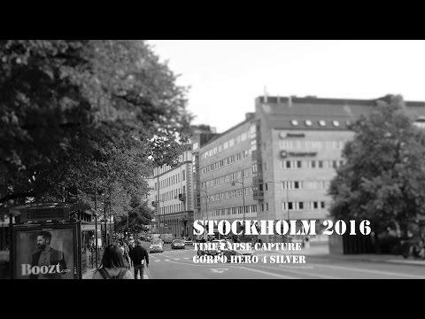 20160915 STOCKHOLM NIGHT LAPSE