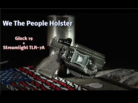 We The People Holster, Unboxing