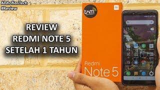 Redmi Note 5 Setelah 1 Tahun - Gak Salah Beli!!!!