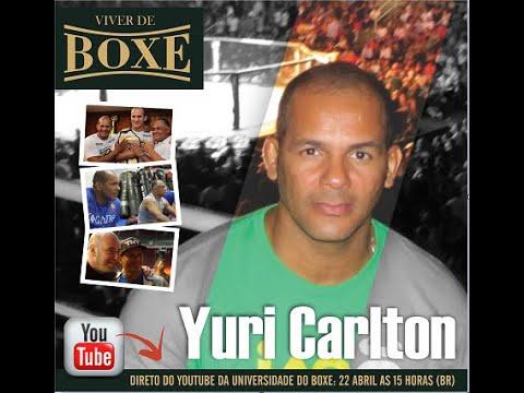 Live com Yuri Carlton