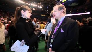 Interview with Announcer David Frei | Victoria Stilwell at Westminster Dog Show