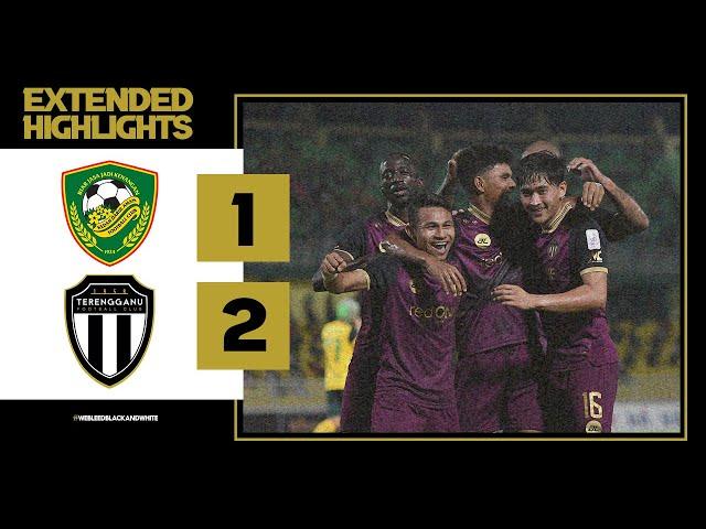 EXTENDED HIGHLIGHTS | KEDAH DARUL AMAN FC vs TERENGGANU FC