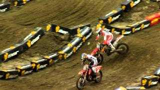 Supercross LIVE! 2013 - 2 Minutes On The Track - 250 Second Practice