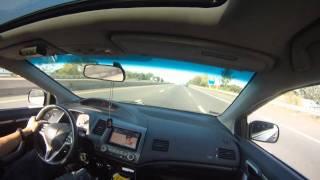 GoPro Test Drive 2006 Honda Civic SI