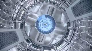 Samsung Washing Machine The new wobble technology