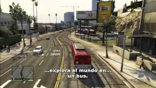 Tráiler Honesto de Juego Grand Theft Auto V (Honest Game Trailers - Subtitulado Español)