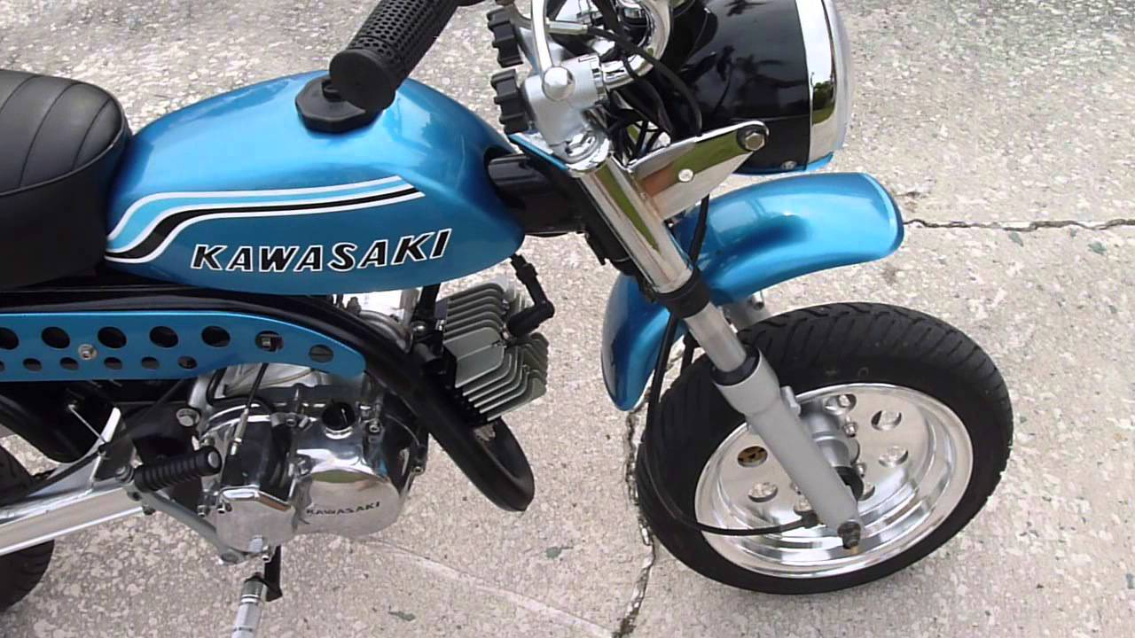 Kawasaki Kv75 Mt1 Parnelli Jones Hybrid Built By George