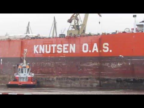 Hanne Knutsen Remontowa Shipyard 18.02.2016