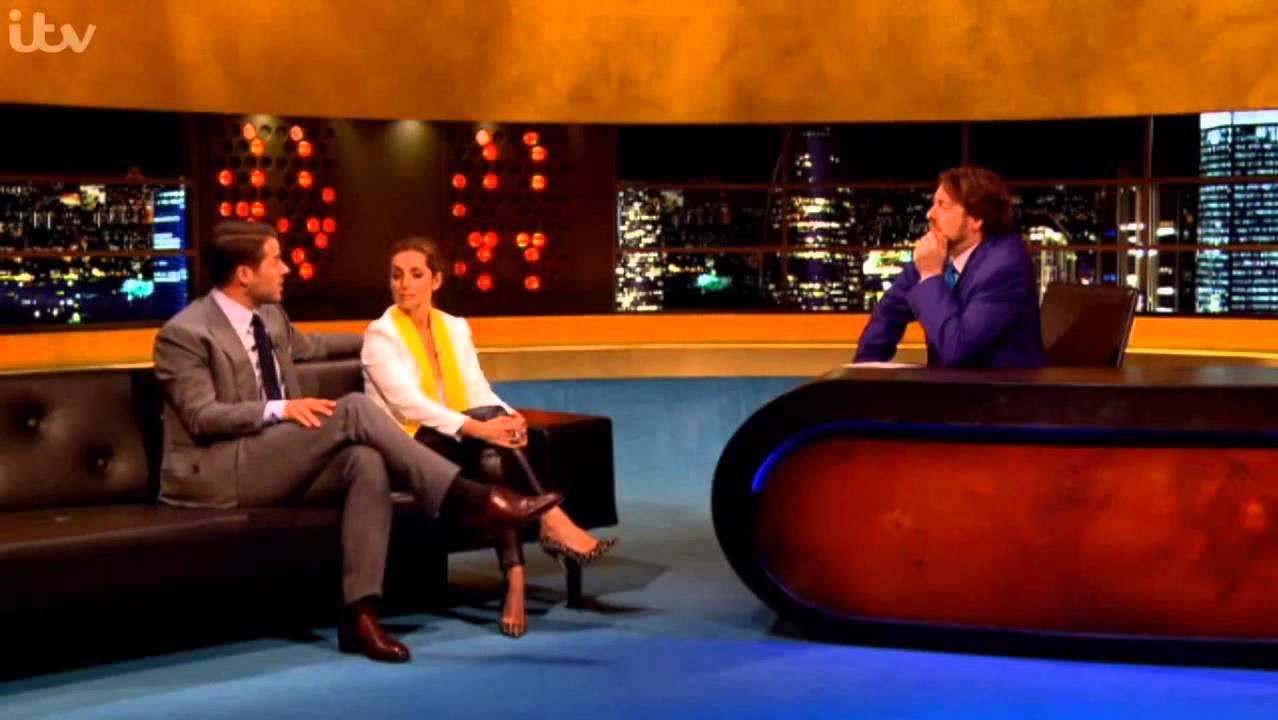 Louise and Jamie redknapp on The Jonathan Ross May 11, 2013 - Full Interview HD