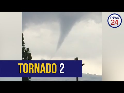 WATCH | Second Tornado Touches Down In Bergville, KZN