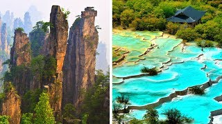 Most Amazingly Beautiful Places In China!