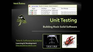 Качествен програмен код - Компонентно тестване (Unit Testing)