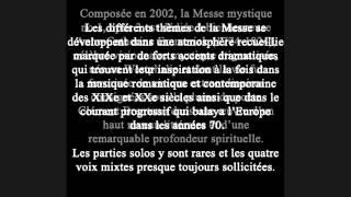 Messe mystique no.1, Opus 3 - III Alleluia