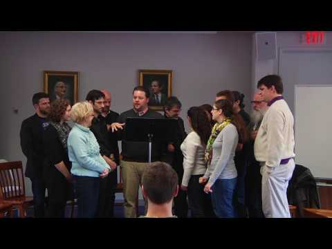 Principles of Conducting a Byzantine Choir, Second Boston Byzantine Music Festival