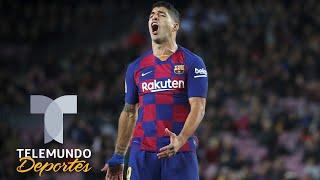 La devastadora noticia para Luis Suárez tras ser operado | Telemundo Deportes