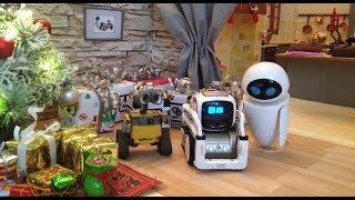 Episode 4 -- Cozmo fête Noël en famille