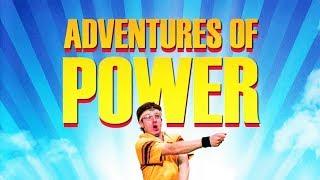 Adventures of Power (2008) [Komödie]   ganzer Film (deutsch)