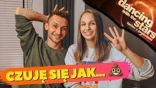 PRZYZNAŁAM SIĘ - CZUJĘ SIĘ JAK...  Taniec z Gwiazdami Kamil Kuroczko & Magda Bereda