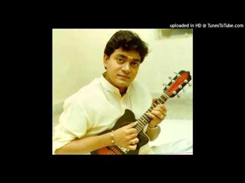 Mandolin Srinivas- Carnatic Music- Begada-Varnam