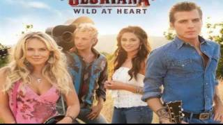 Wild At Heart Lyrics by Gloriana On Screen