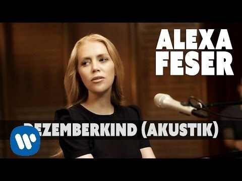 Alexa Feser - Dezemberkind (Akustik Piano Clip)