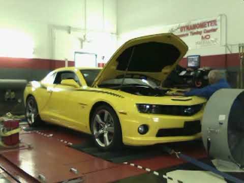 2010 Yenko Camaro #001 Built by Nickey Chicago - YouTube