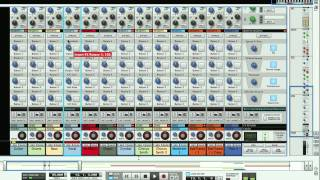 Propellerheads Record Tutorial - Overview of the SSL based mixer and FX