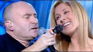 Phil Collins et Lara Fabian - True Colors (2005)