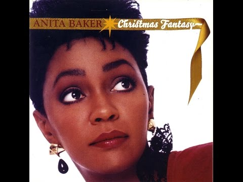 Anita Baker - Christmas fantasy (full album)
