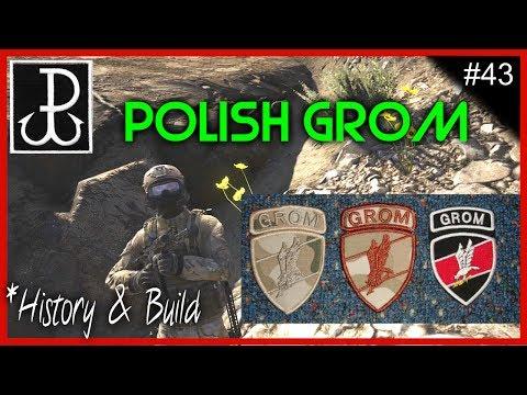 Poland GROM - Ghost Recon Wildlands
