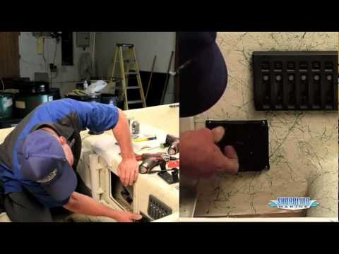 How to Install a Switch Panel