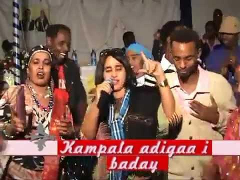 Download Kampala adaa i baday - Ayaan Warsame