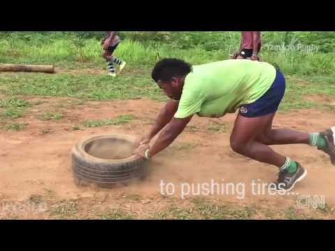 Rugby training in Fiji - could you handle it?