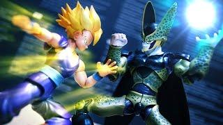 Dragon Ball Stop Motion - Gohan's Fury