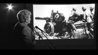 «Память сердца. Стихи о войне» - Галина Баймаханова читает стихи о Великой Отечественной Войне