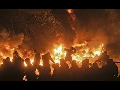 UKRAINE PROTESTS: - The Truth Behind The KIEV Uprising.