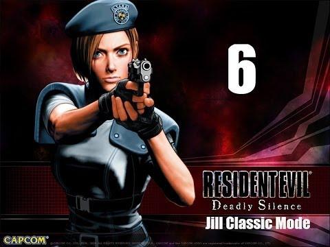 Resident Evil: Deadly Silence Jill Classic Walkthrough - Part 6 - Best Ending